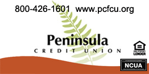 The Shelton Cinemas is supported by Peninsula Credit Union